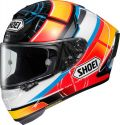 SHOEI X-SPIRIT 3 DE ANGELIS TC-1
