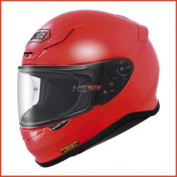 SHOEI NXR SHINE RED