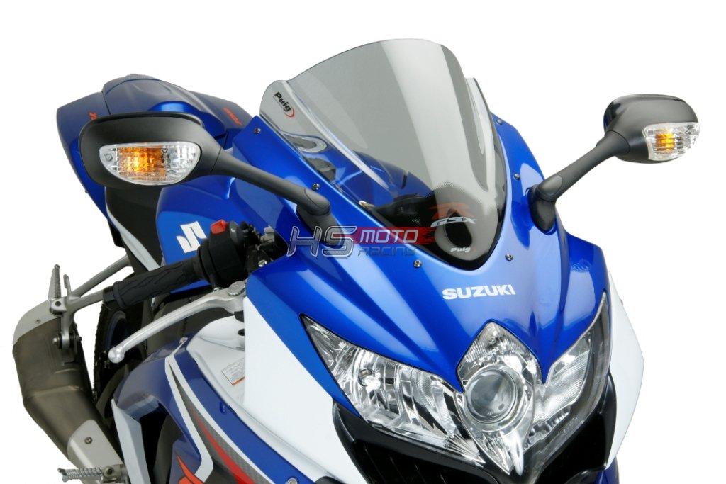 Suzuki GSX-R 600-750 06-07  Racing Verkleidungsscheibe klar windshield screen