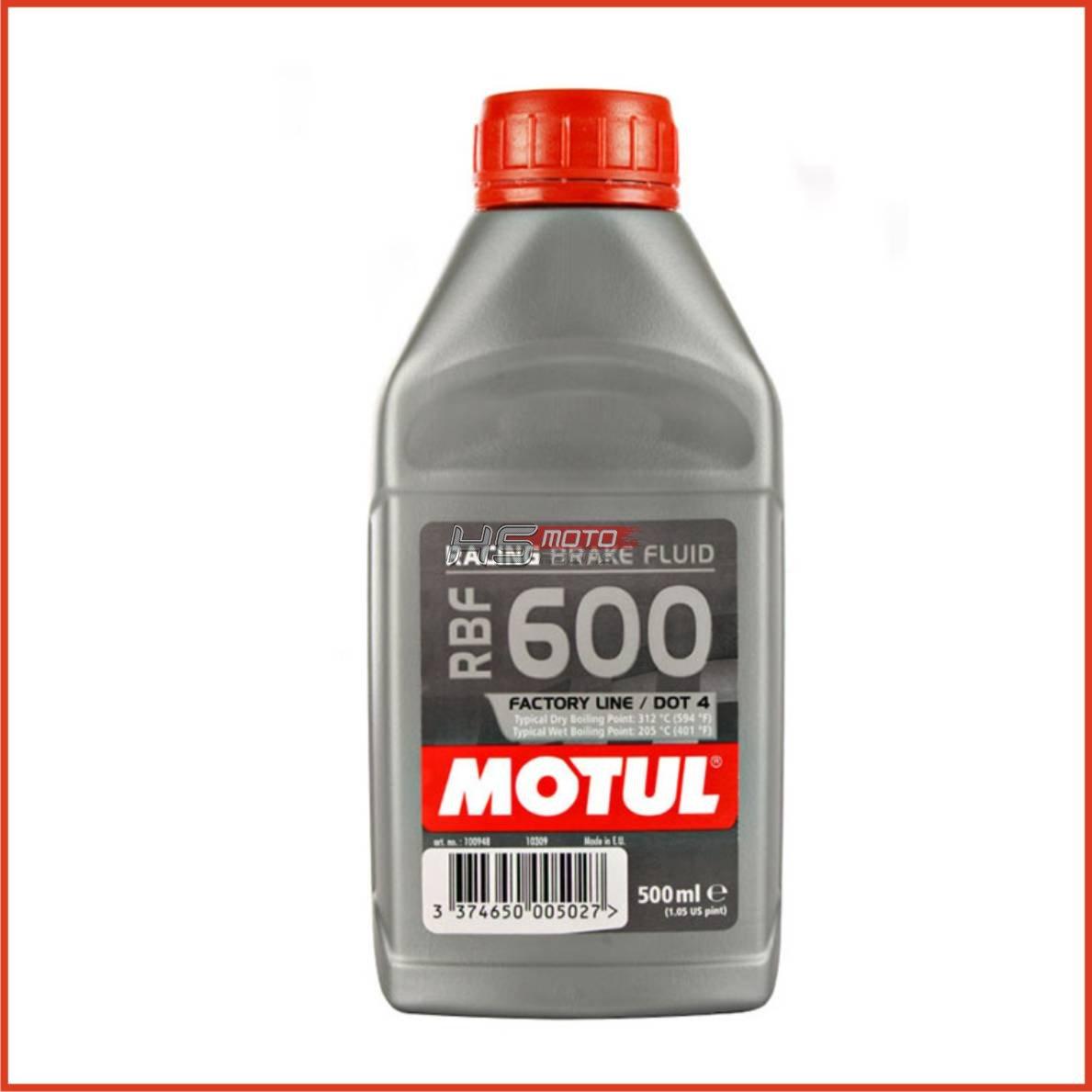 Dot 5 1 Brake Fluid >> Motul Brake Fluid Factory Line RBF 600
